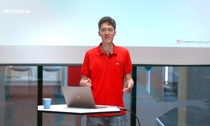 """Tech Talk: """"NFT - WTF?!"""" mit David Hauser"""