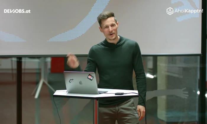 """Tech Talk: """"App Clips"""" mit Philipp Jahoda von Ahoi Kapptn!"""