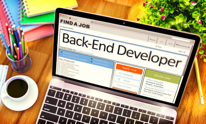 "Developer Recruiting Guide: ""Backend-Entwickler"""