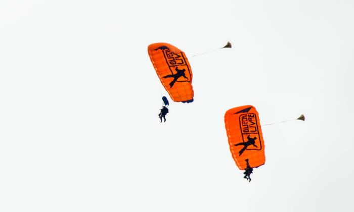 Skydiving Regeln, die auch bei IT Projekten gelten