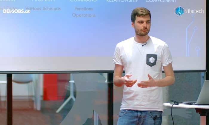"""Tech Talk: """"Digital Twins"""" mit Maximilian Mayr von Tributech"""