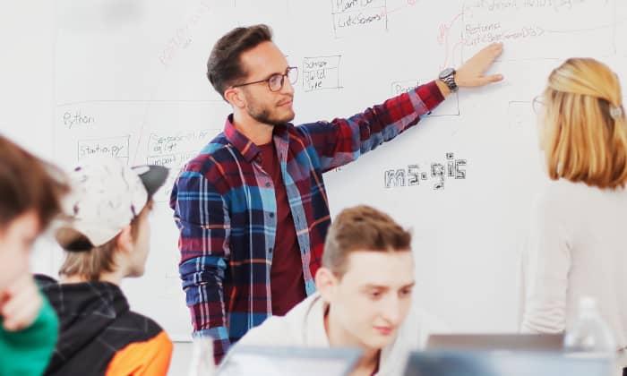 TechLead-Story: Lukas Künzel, CTO bei ms.GIS