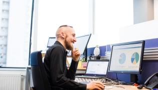 Tricentis GmbH - Arbeitsplatz