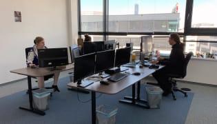 Reinisch Technologies GmbH - Arbeitsplatz