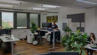 UPPER Solutions GmbH - Arbeitsplatz