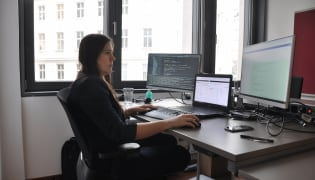 BearingPoint Software Solutions Austria GmbH - Arbeitsplatz