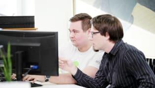 Boom Software - Arbeitsplatz