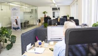 KaWa commerce GmbH - Arbeitsplatz