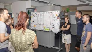 Fonds Soziales Wien - Arbeitsplatz