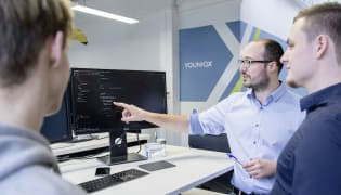 Youniqx Identity AG - Arbeitsplatz