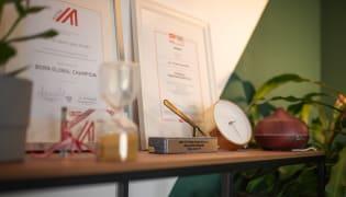 all about apps GmbH - Arbeitsplatz