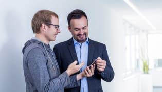 Media Data IKT GmbH - Arbeitsplatz