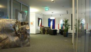 CUBE Software und Hotelprojektierungs GmbH - Arbeitsplatz