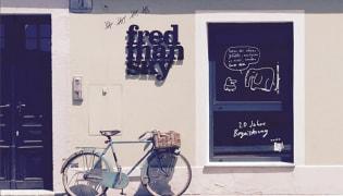 Fredmansky - Arbeitsplatz