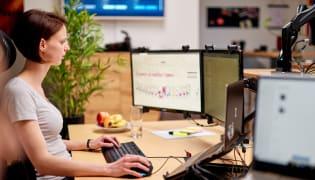 CopeX GmbH - Arbeitsplatz