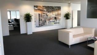 EGSTON Power Electronics GmbH - Arbeitsplatz