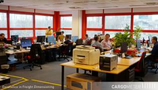 CARGOMETER GmbH - Arbeitsplatz