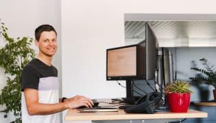 XORTEX eBusiness GmbH - Arbeitsplatz