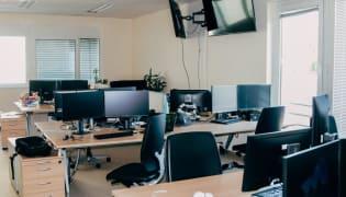 Sportradar Media Services GmbH - Arbeitsplatz