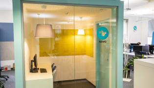 Deloitte Digital - Arbeitsplatz