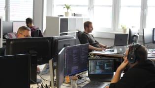 Usersnap GmbH - Arbeitsplatz