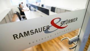 Ramsauer & Stürmer Software OG - Arbeitsplatz