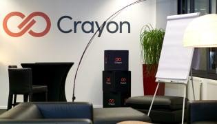 Crayon - Arbeitsplatz