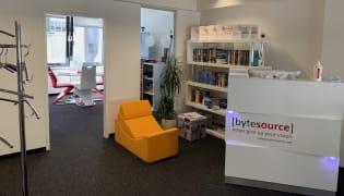 ByteSource Technology Consulting GmbH - Arbeitsplatz