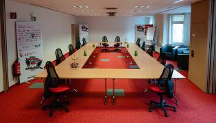 IKARUS Security Software GmbH - Arbeitsplatz