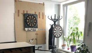 ESRI Vienna R&D Center - Arbeitsplatz