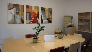 s-team IT solutions - Arbeitsplatz