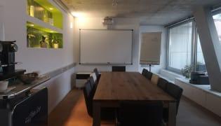 init.at informationstechnologie GmbH Workspace