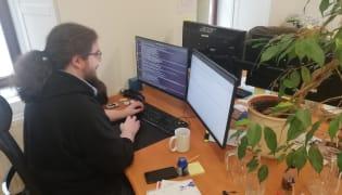 JoinVision E-Services GmbH - Arbeitsplatz