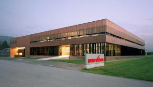 WolfVision GmbH - Arbeitsplatz