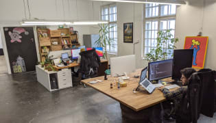 Peritus Webdesign - Arbeitsplatz