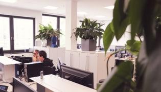 REICHLUNDPARTNER eMarketing GmbH - Arbeitsplatz