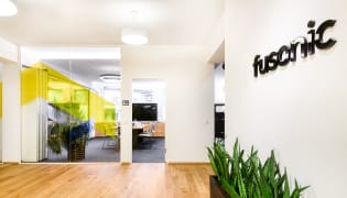 Fusonic GmbH - Arbeitsplatz