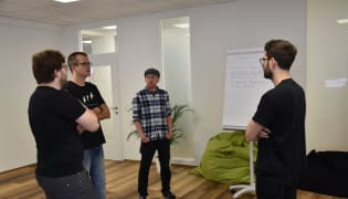 Swarm Analytics - Teamkultur