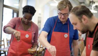 Fonds Soziales Wien - Teamkultur