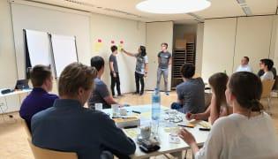 it-eXperts IT-Dienstleistungs GmbH - Teamkultur