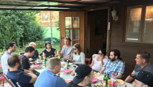 abss interactive GmbH - Teamkultur