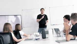 MoonVision - Teamkultur