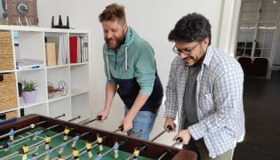 Peritus Webdesign - Teamkultur