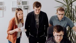 hello again GmbH - Teamkultur
