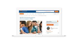 E-Commerce mit TYPO3 für Kurse und Bestellprozesse für MERA Bildungsholding