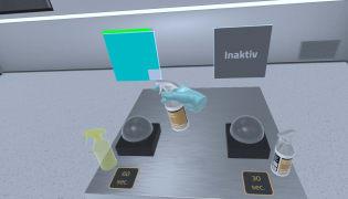 Cleanroom Simulator
