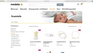 Medela Online Shop