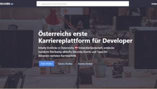 Webportal: devjobs.at