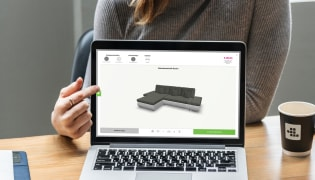 Mömax.at Onlineshop – 3D Konfigurator