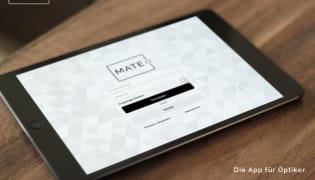 Mateo - Die App für Optiker.